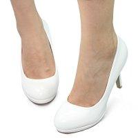 SHEOZY Hot Pumps Shoes Womens Closed Toe Sexy Gigh Heel ...