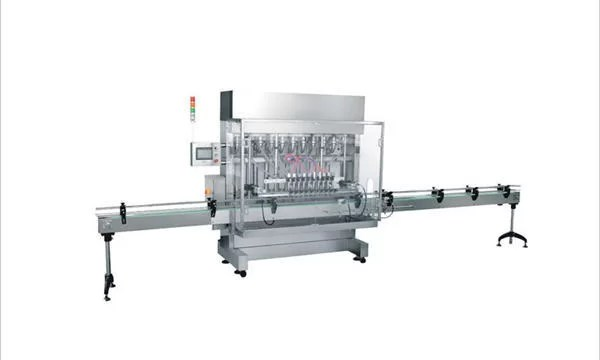 Professional Manufacturer Automatic Liquid Soap Filling Machine