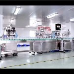 Automatic Cream Filling and Capping Machine