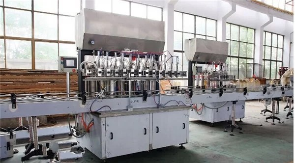 Automatic Edible Food Olive Oil Bottle Filling Machine Manufacturers