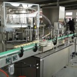 Automatisk Glasburk Honey Filling Capping Machine