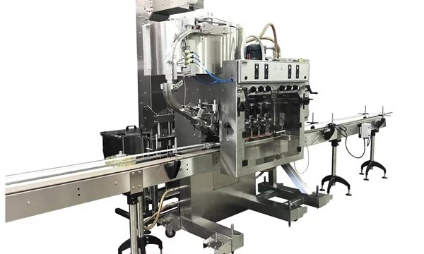 Full Automatic Plastic Bottle Capping Machine