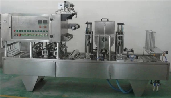 Fully Automatic Rotary Jam Filling Machine