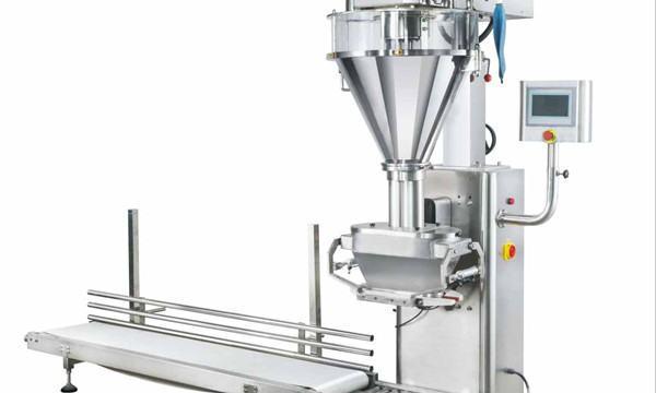 Semi-Automatic Mmilk Powder Filling Machine