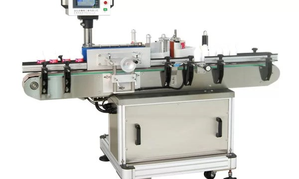 Automatic Round Jars Labeling Machine Manufacturer