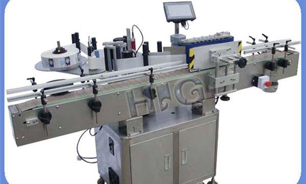 Awtomatika NPACK Round Labelling Tikkettjar Magni Manifattur Bil Printer