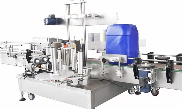 Automatic Marking Pen Labeling Machine