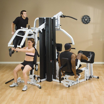 Body Solid Exm3000lps Double Stack Home Gym Review Top