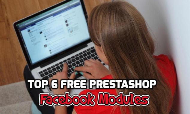 Top 6 Free PrestaShop Facebook Modules