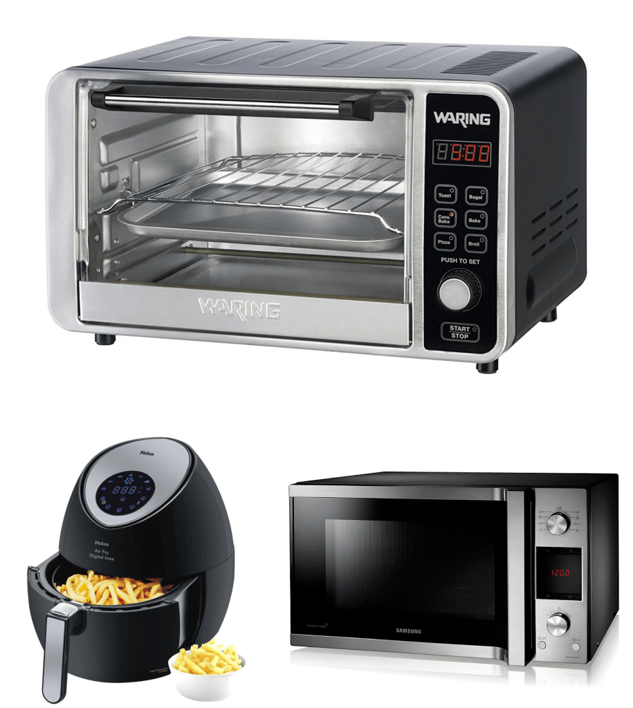 Microwave Oven Convection Oven Or Air Fryer 4 Details You Should Consider