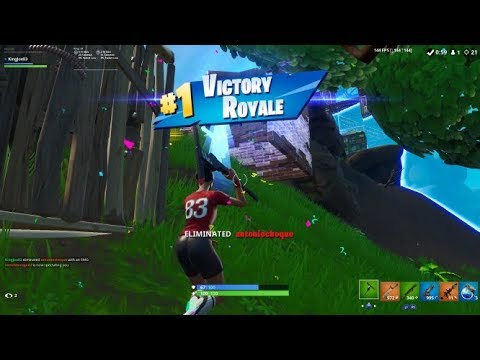 High Kill Solo Squads Win Gameplay Classic LTM (Fortnite Ps4