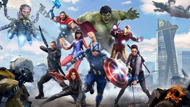 Vengador de Marvel