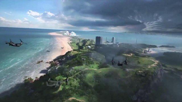 Battlefield 6 de junio revela la serie xbox xs one de generaciones cruzadas