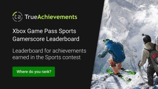 Clasificación de junio del concurso Xbox Game Pass Ultimate