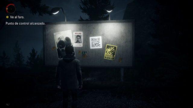 Con el reciente lanzamiento de Alan Wake Remastered, Remedy ha implementado varios códigos QR en el juego con los que podemos profundizar en su historia.