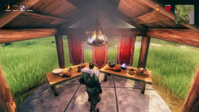 Valheim Hearth & Home Patch Jack-o-Turnip Halloween Endurance repara armas cuerpo a cuerpo