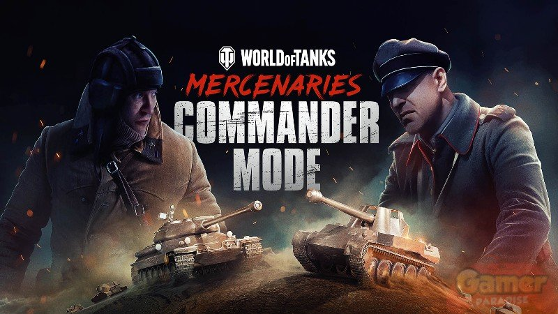World of Tanks: Mercenaries Update 4.10 kommt
