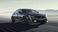 Peugeot Sport vient de pondre une 508 hybride de 500 ch