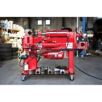 Huth SS-300 Heavy Duty Exhaust Pipe Bending Machine