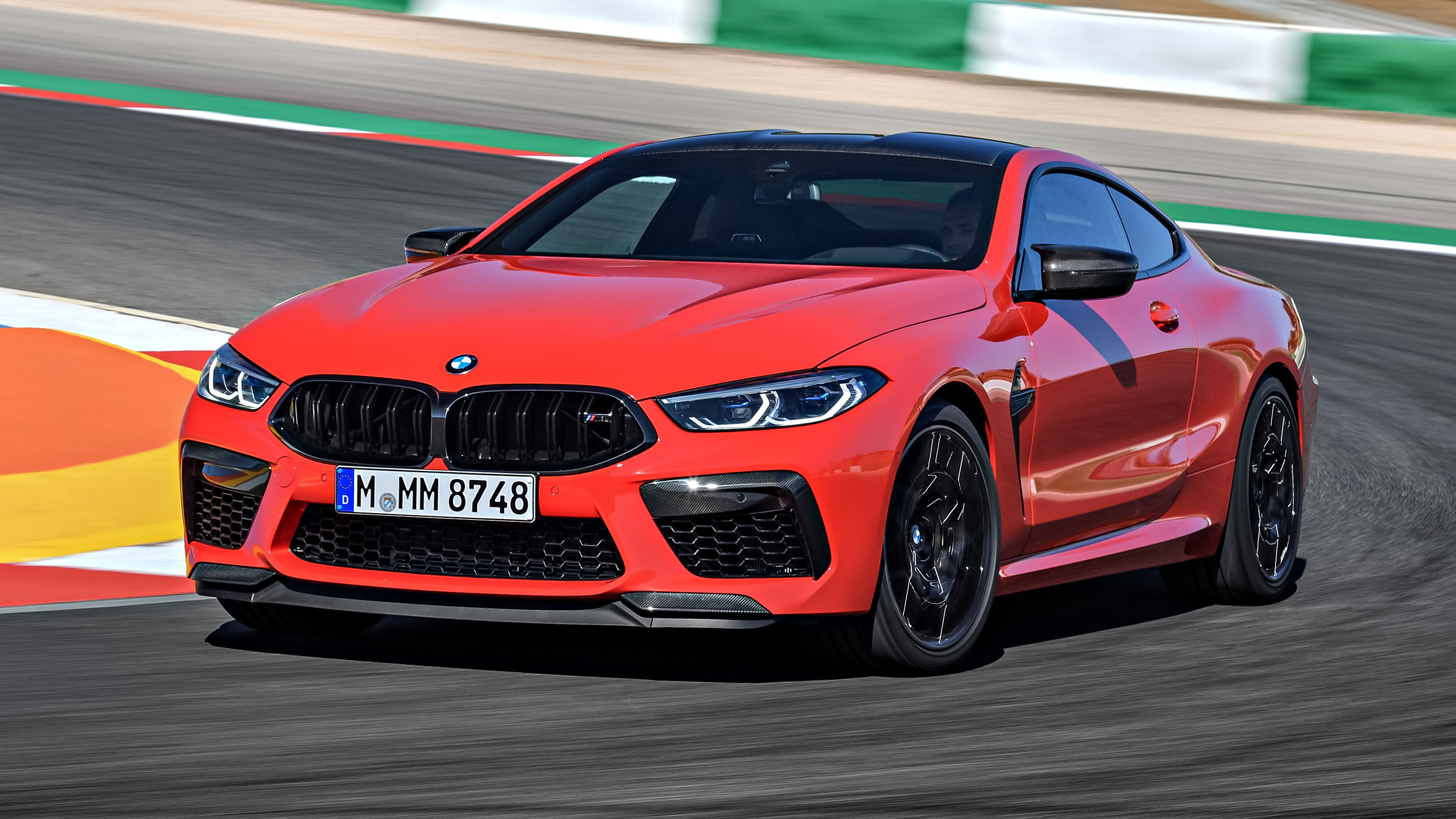 This engine is rated at 441 kw (591 hp) at 6,000 rpm and 750 n⋅m (553 lb⋅ft) in the standard m8 model, with peak power increasing to 460 kw (617 hp) at 6,000. Bmw M8 Competition Review 2021 Top Gear