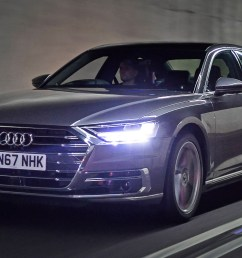 audi a8 l review 7 series and s class rival tested [ 3171 x 1784 Pixel ]