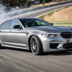 Bmw M5 Competition Review 616bhp Super Saloon Driven 2018 2019 Top Gear