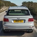 Bentley Bentayga Hybrid Review First Plug In Bentley Driven Top Gear