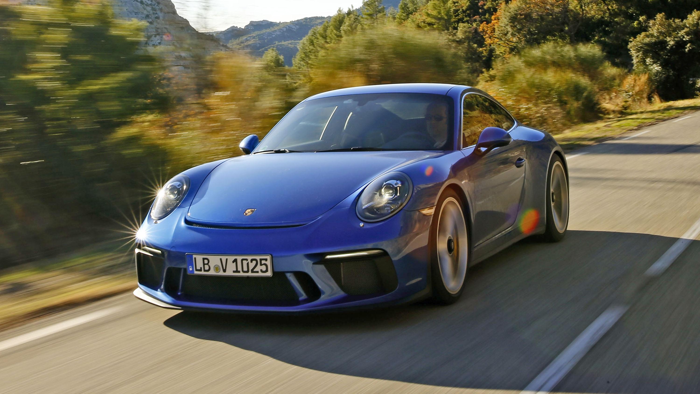 Porsche 911 Gt3 Touring Review Wingless Wonder Top Gear