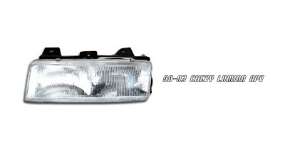 Chevy Lumina Van 1990-1993 Left Driver Side Replacement