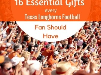 16 Texas Longhorns Gifts for Diehard Football Fans