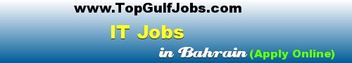 IT Jobs in Bahrain