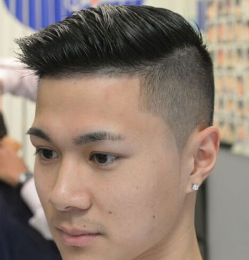 Asian Hairstyles Men 2018 44 - Haircuts + Hairstyles 2018