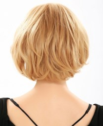 Back View Short Haircuts 24