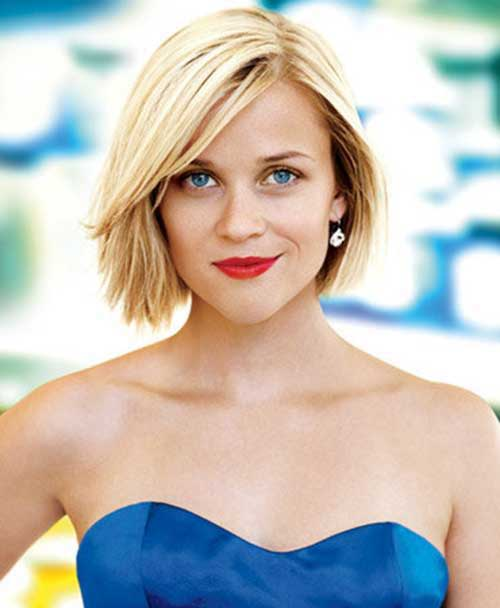 Best Short Haircuts 2018 Blonde Bob