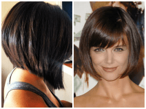 Bob Hairstyles With Bangs 2018 18
