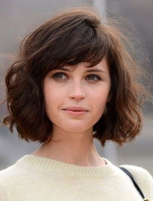Bob Hairstyles With Bangs 2018 2