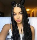 Braid Hairstyles For Black Women 27