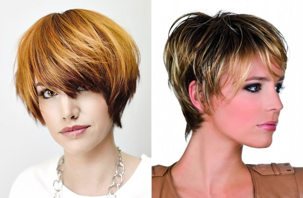 Short Hairstyles 2018