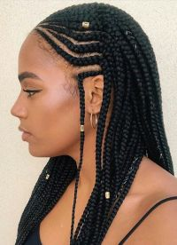 Cornrow Braid Hairstyles 1