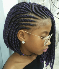 Cornrow Braid Hairstyles 12 - Haircuts + Hairstyles 2018