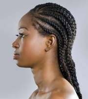 cornrow braid hairstyles - haircuts