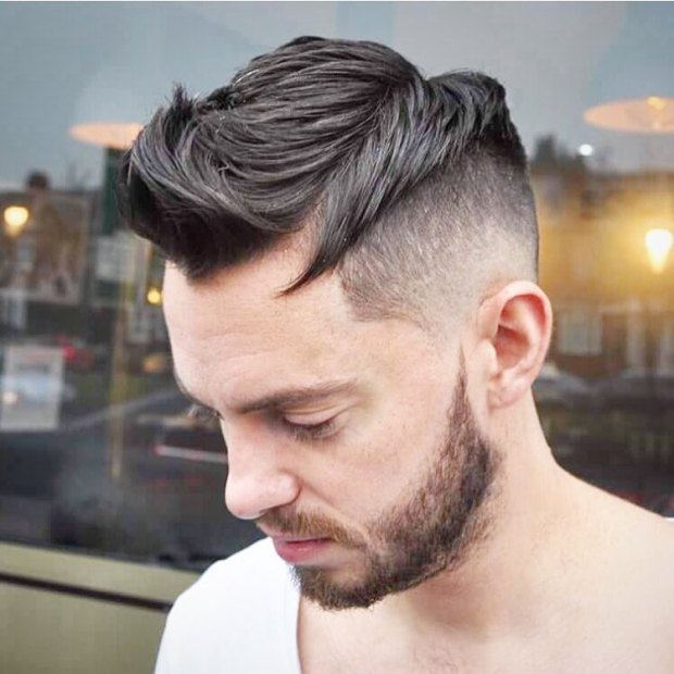 Crop Short Haircut Men 2018