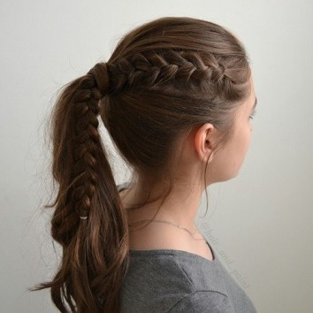 Cute Hairstyles For Girls 9