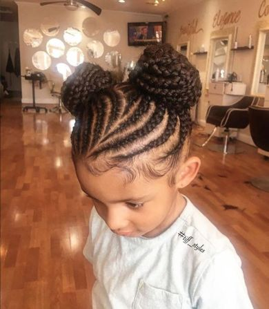 Hairstyles For Black Girls 3