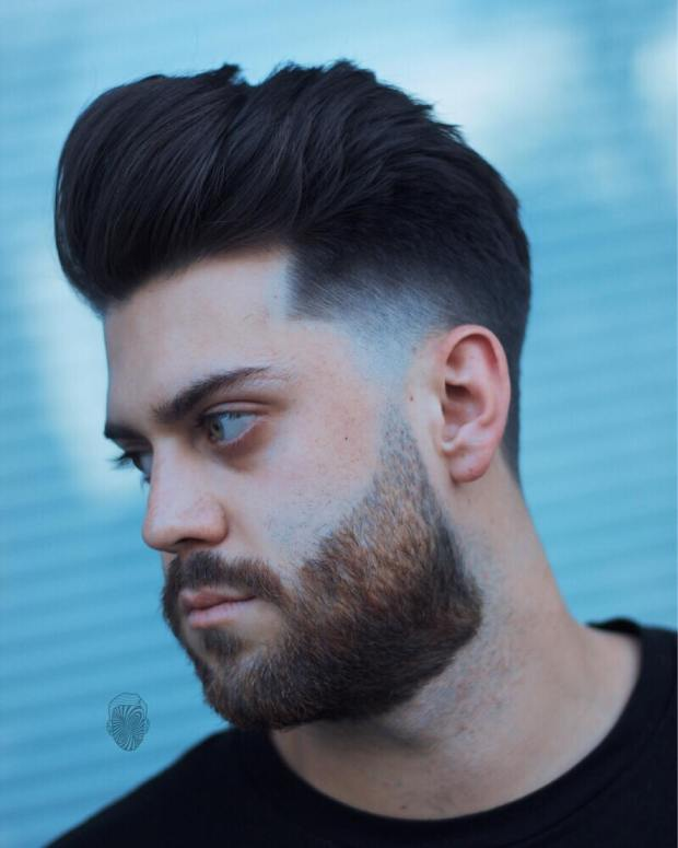 High Fade Short Haircut 2018