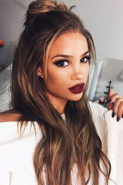 Long Hairstyles 2018 25