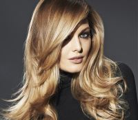 Fabulous Messy Long Hairstyles For Blonde Women Straight Hair 2017