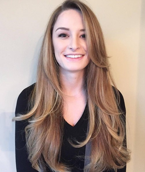 Long Hairstyles With Layers 2018 2