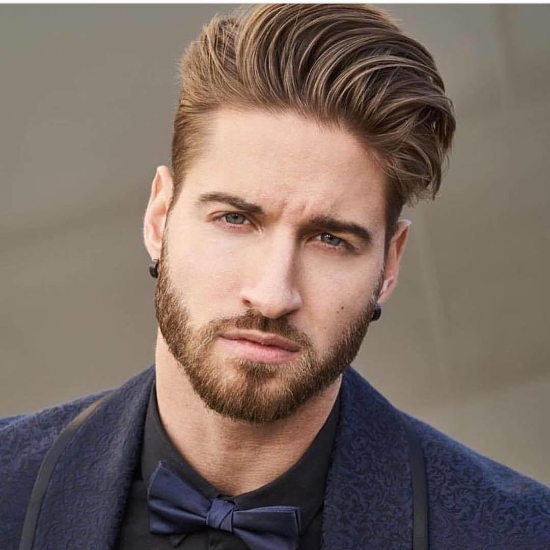 Popular Hairstyles For Men 2018
