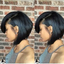 Bob Hairstyle On Natural Hair New Best 25 Black Bob Hairstyles Ideas On Pinterest